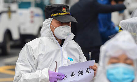 image for Director At Wuhan Hospital Dies From Coronavirus