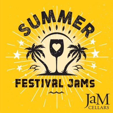 Summer Festival Jams logo