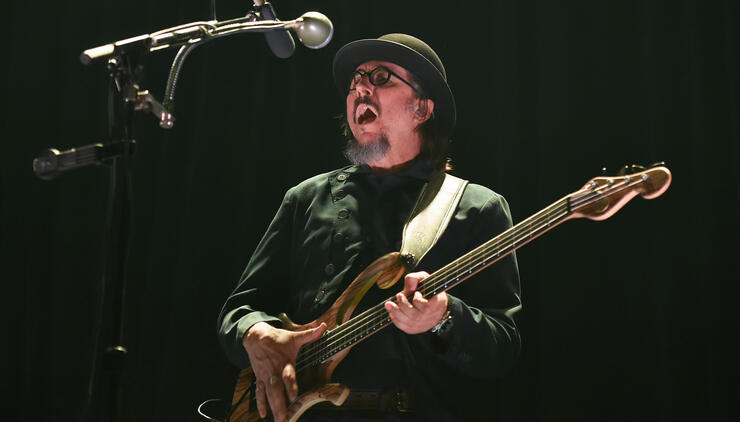 Primus And Clutch In Concert At The Hard Rock Joint