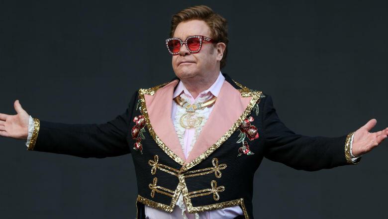 Elton John Cancels New Zealand Tour Dates Amid Pneumonia Battle   96.5 KISS-FM