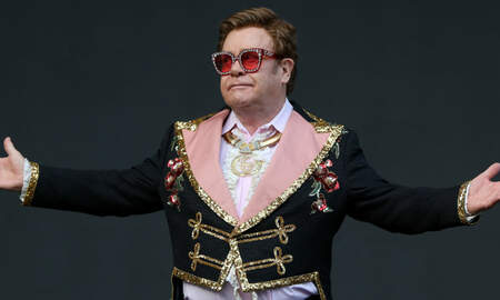 image for Elton John Cancels New Zealand Tour Dates Amid Pneumonia Battle
