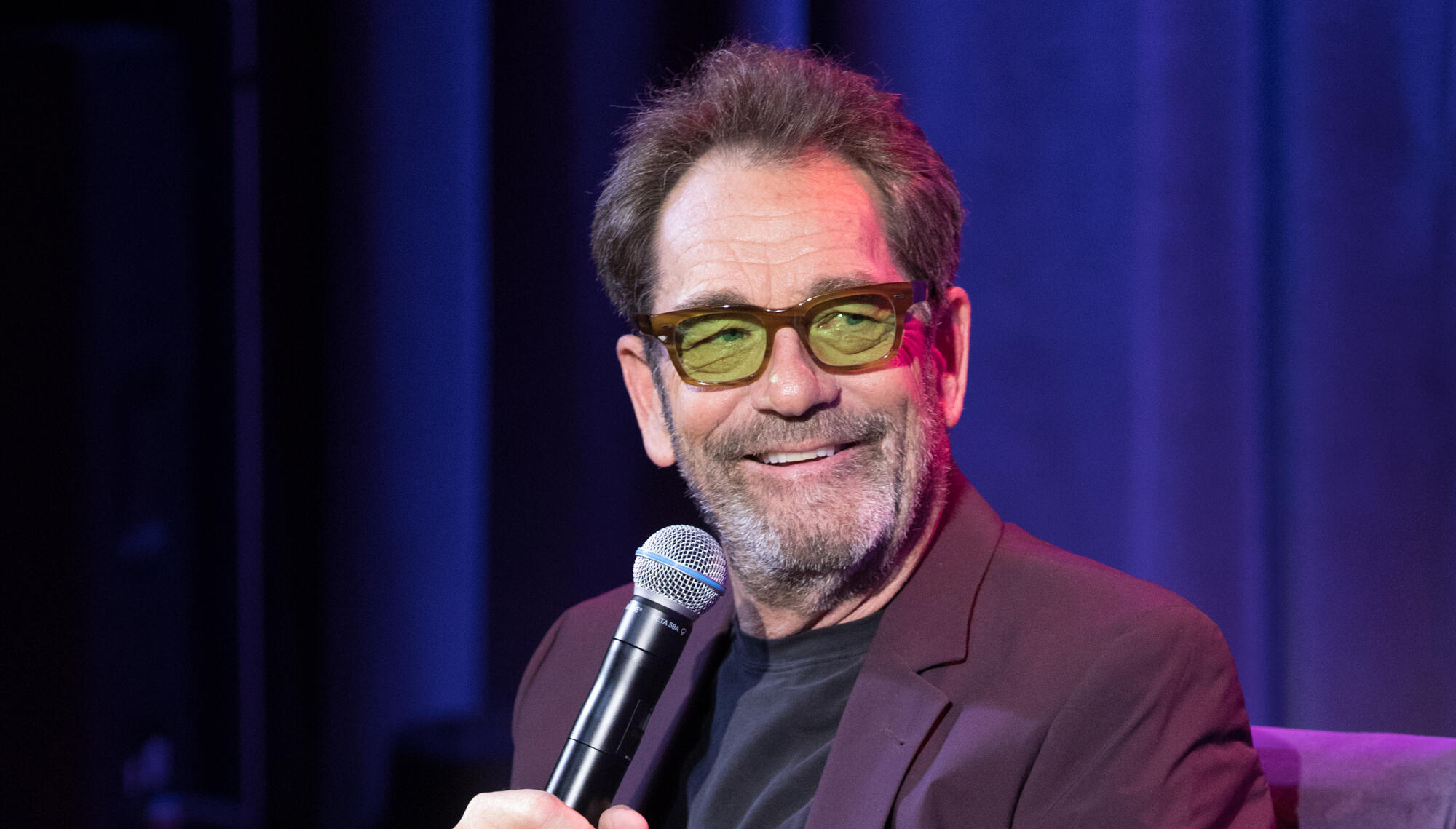 """Huey Lewis On Hearing Loss: """"There Are Lots Of People More Worse Off"""""""