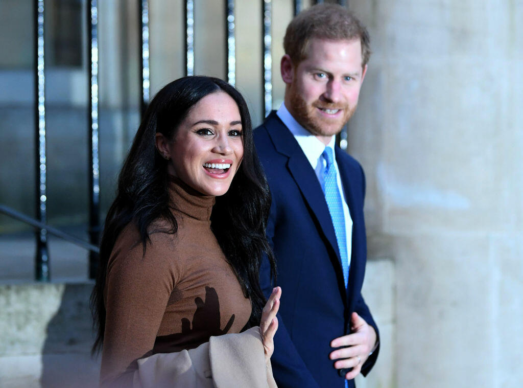 Prince Harry And Meghan Markle Visit Stanford University And SF!