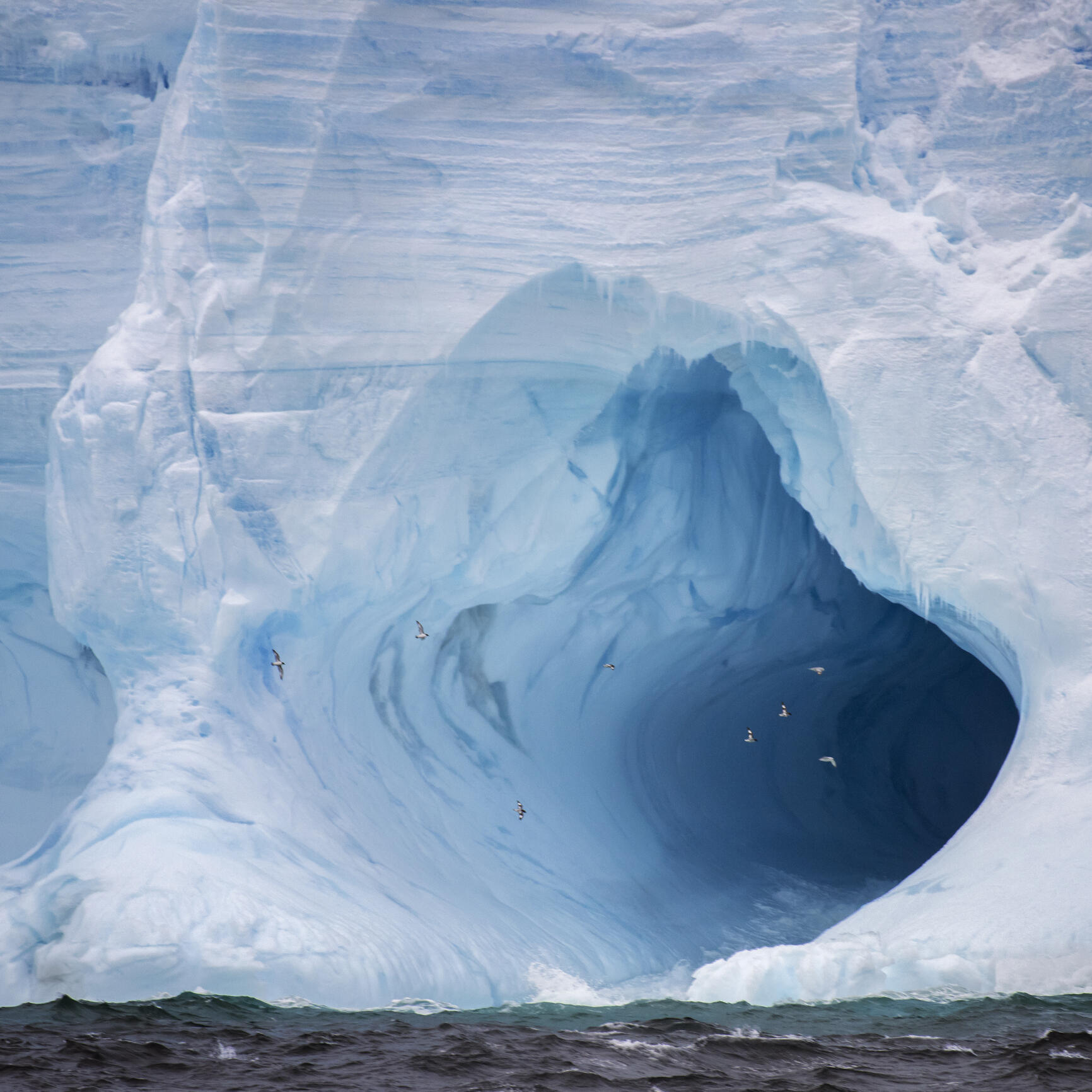 Here Is What Happens If You Drop Ice Down a Super Deep Hole in Antarctica | The Penthouse | Real Radio 94.3
