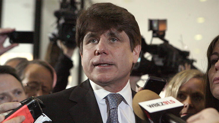 Rod Blagojevich Sentencing In Corruption Trial