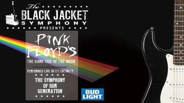 image for The Black Jacket Symphony Presents Pink Floyd's The Dark Side of the Moon!