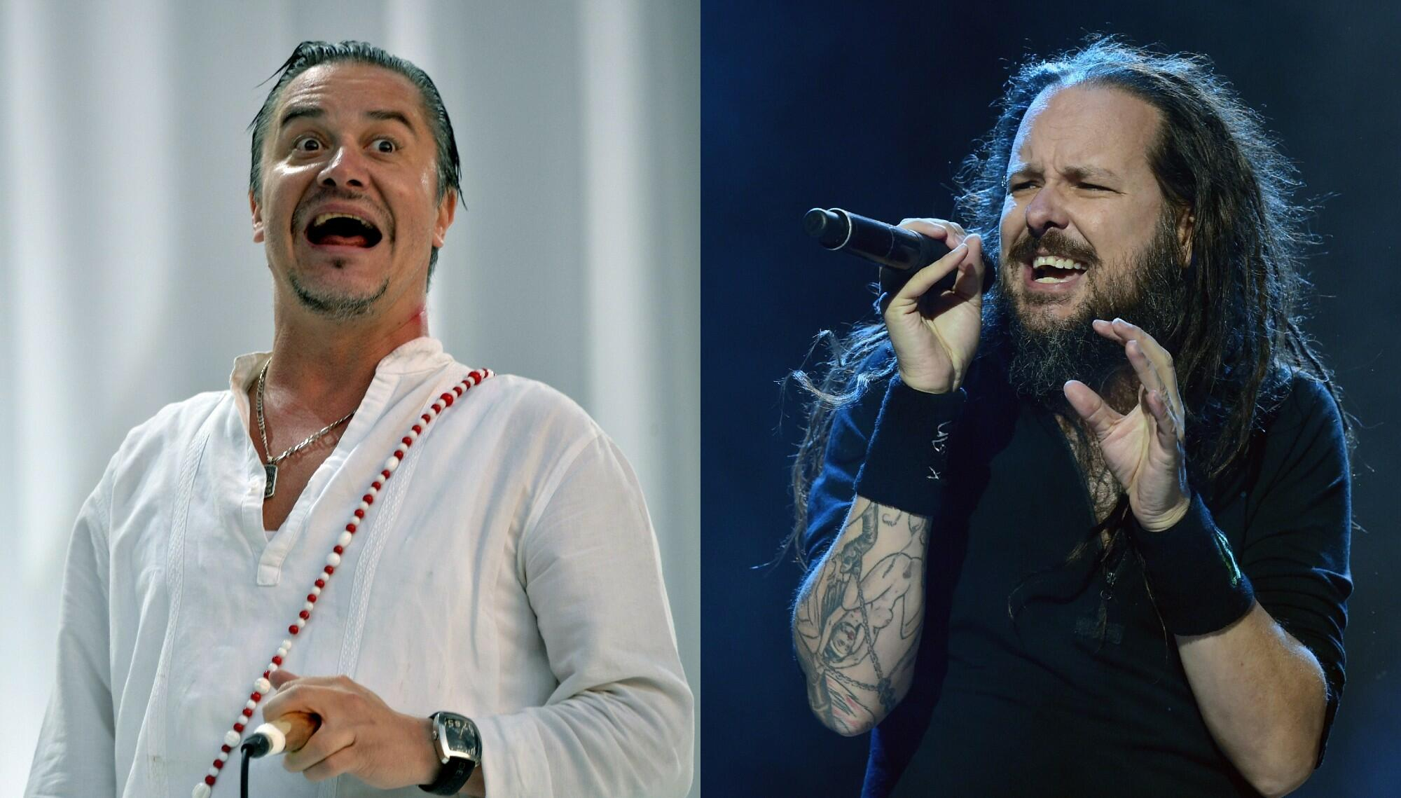 Faith No More, Korn Announce Co-Headlining Summer Tour