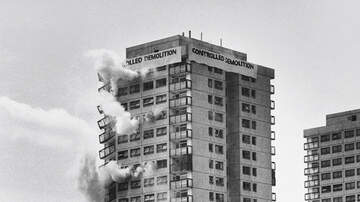 image for Demolition Fail Leaves Behind 'Leaning Tower Of Dallas'...