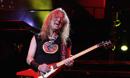 image for K.K. Downing Forms New Band With Former Members Of Judas Priest