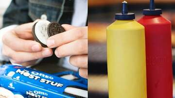 image for Dunking Oreo Cookies In Mustard Is Apparently A Thing & I'm Very Confused