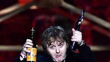 image for Here's What Lewis Capaldi Said In His Censored Brit Awards Speech