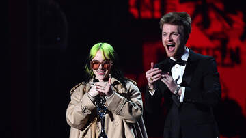 image for Billie Eilish Admits She 'Feels Very Hated' In BRITs Acceptance Speech