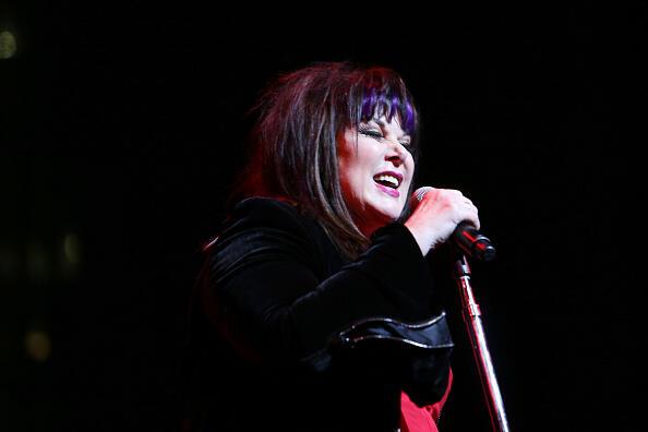 Ann Wilson of Heart Announces Solo Tour | Christie James | iHeart80s @ 103.7