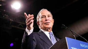 image for Michael Bloomberg Takes The Debate Stage In Las Vegas