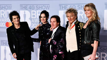 image for ROD STEWART: Reunites The Faces for Brit Awards! Performs Stay With Me