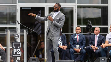 image for LeBron To Publish Children's Book