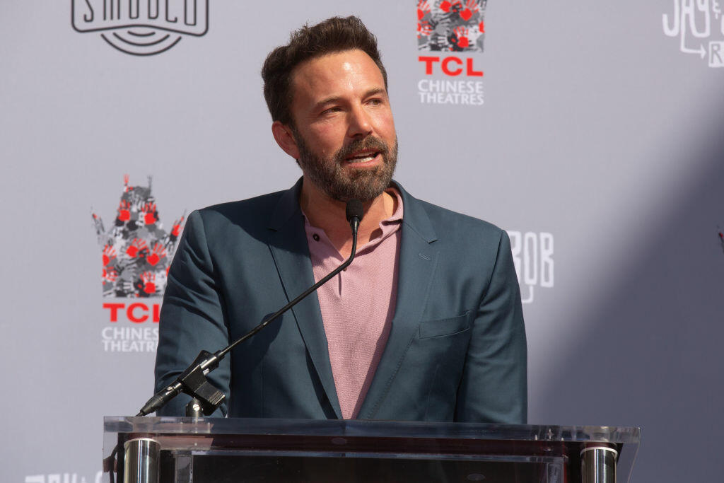 411: Ben Affleck's Biggest Regret, Harry Styles Robbed At Knife Point | Francesca | 93.1 WPOC