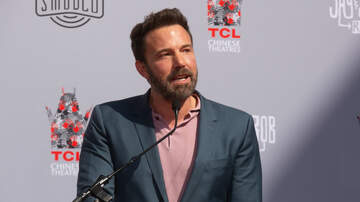 image for 411: Ben Affleck's Biggest Regret, Harry Styles Robbed At Knife Point