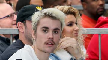 image for Justin Bieber Talks Wanting to Fight Tom Cruise in Carpool Karaoke Segment