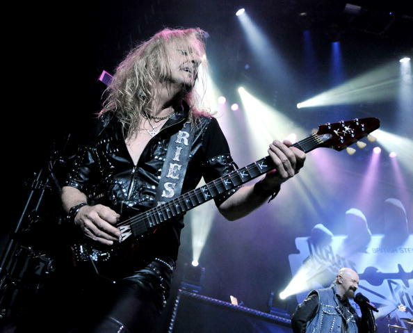 K. K. Downing Starts His Own Version Of Judas Priest | Martha Quinn | iHeart80s @ 103.7