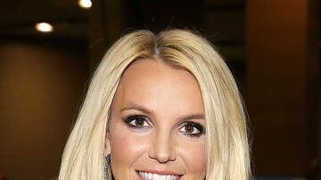 image for Britney Spears Broke Her Foot