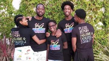 image for Dwyane Wade Says He's Learning Gender Pronouns To Support Trans Daughter
