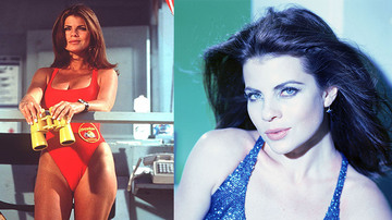 image for Baywatch's Yasmine Bleeth Looks Amazing 17 Years After Quitting Hollywood