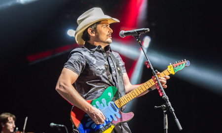 image for Brad Paisley Shares 2020 World Tour Dates