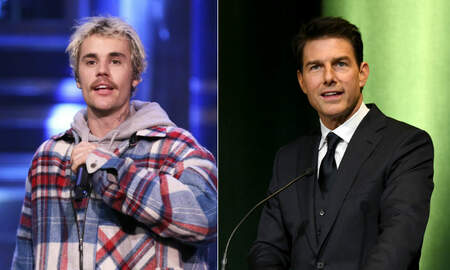 image for Justin Bieber Explains Why He Thinks He Can Beat Tom Cruise In A Fight