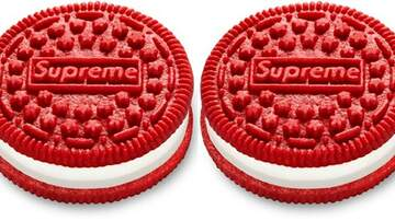 image for Oreo & Supreme Teaming Up For The Most Fashionable Cookie Ever