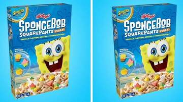 image for SpongeBob Squarepants Cereal Is Coming & There's Patrick Star Marshmallows