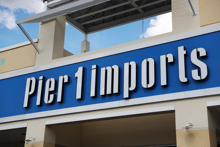 Pier 1 Imports Announces Its Closing Over 400 Stores