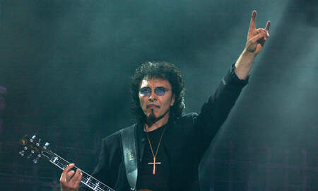 image for 10 Things You Might Not Know About Birthday Boy Tony Iommi