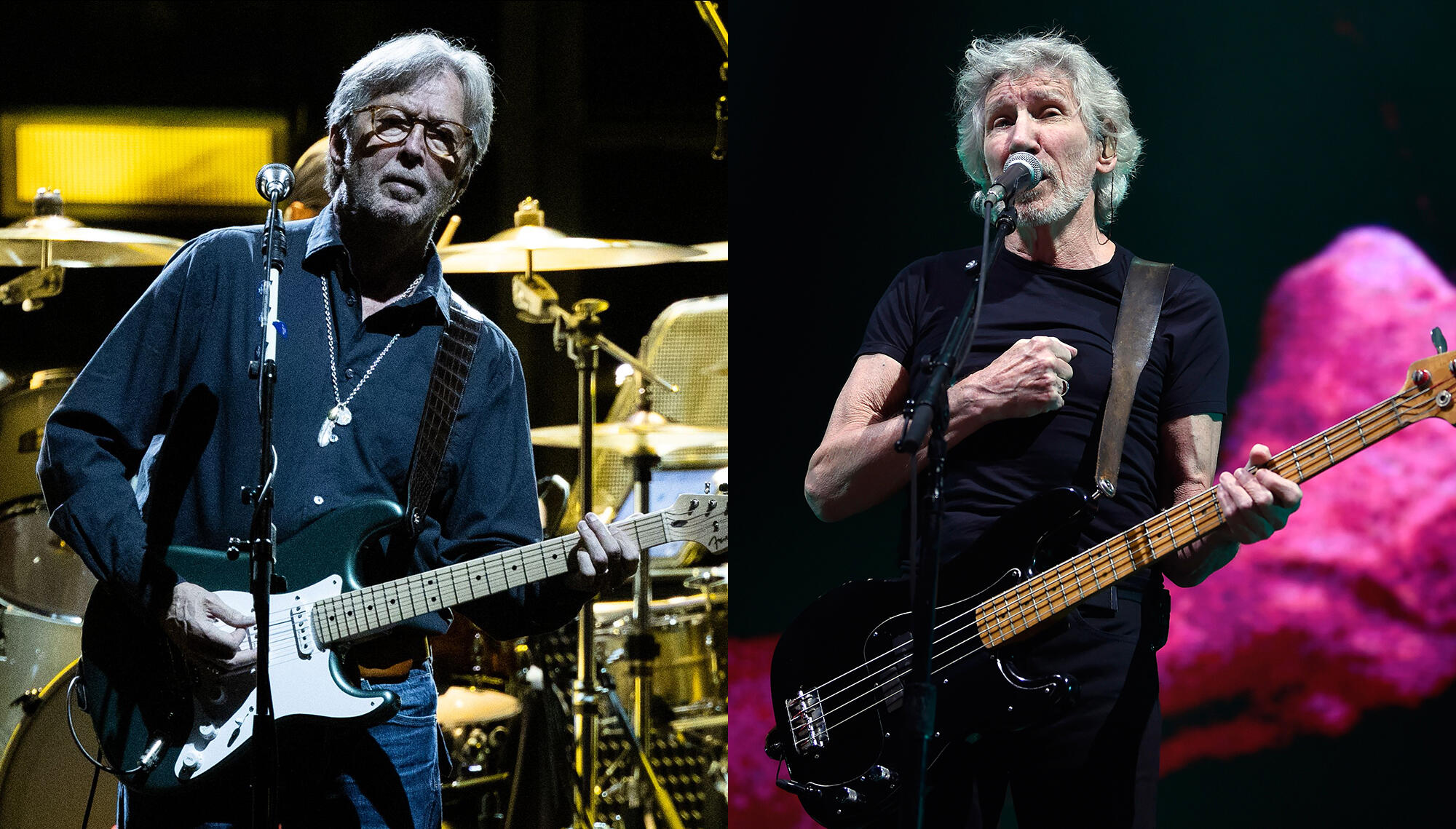 Watch Eric Clapton, Roger Waters, More Pay Tribute To Ginger Baker | iHeartRadio