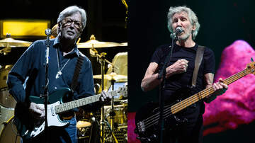 image for Watch Eric Clapton, Roger Waters, More Pay Tribute To Ginger Baker