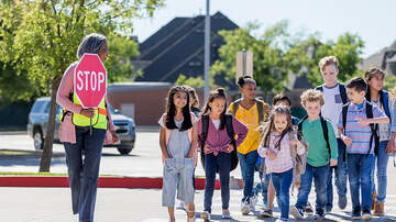 image for Crossing Guard, 88, Dies While Saving Two Young Children