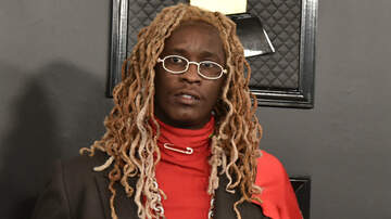 image for Young Thug Accused Of Transphobia After Misgendering Dwyane Wade's Daughter