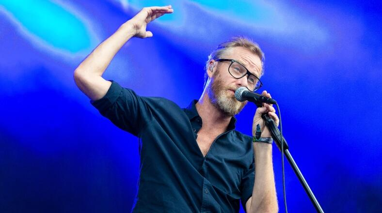 The National Covers INXS' 'Never Tear Us Apart' To Benefit Australian Fires