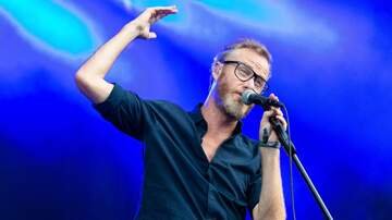 image for The National Adds North American Dates To 2020 Summer Tour