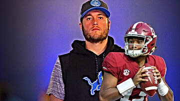 image for Colin Cowherd: Lions Should Draft Tua Tagovailoa and Trade Matthew Stafford
