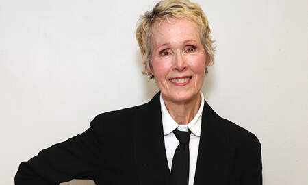 image for E. Jean Carroll Says Elle Magazine Fired Her After Trump Rape Accusation