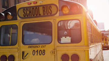 image for End Of The Line:  Career School Bus Driver To Be Buried In Themed Casket