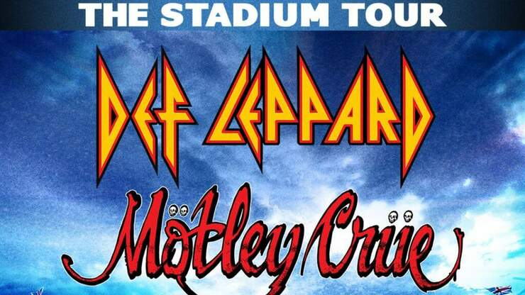 *HERE THEY ARE - THE STADIUM TOUR RESCHEDULED DATES 2021!*