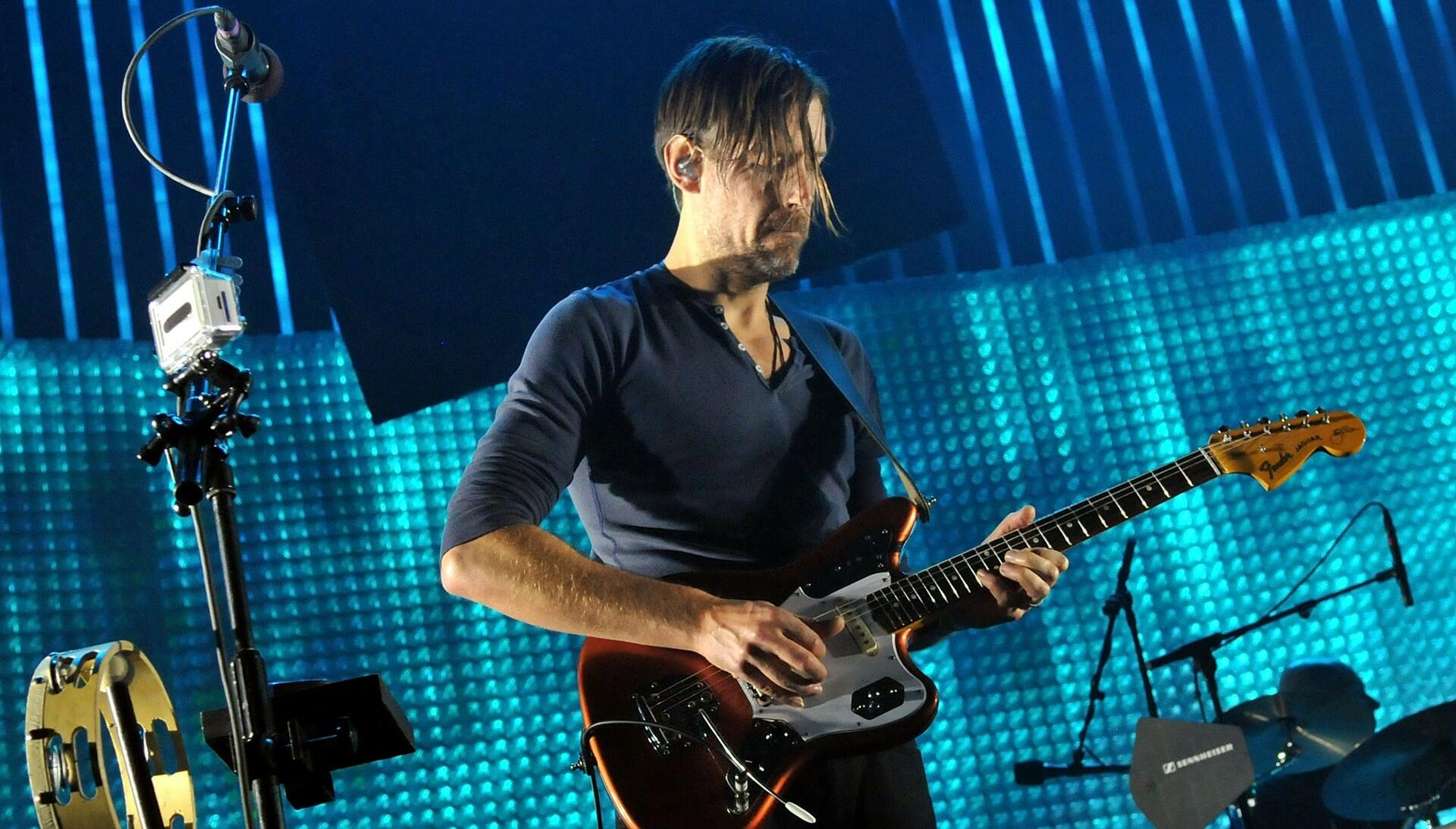 How Radiohead's Ed O'Brien Fell In Love With The Bass On His Solo Debut