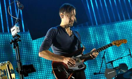 image for How Radiohead's Ed O'Brien Fell In Love With The Bass On His Solo Debut
