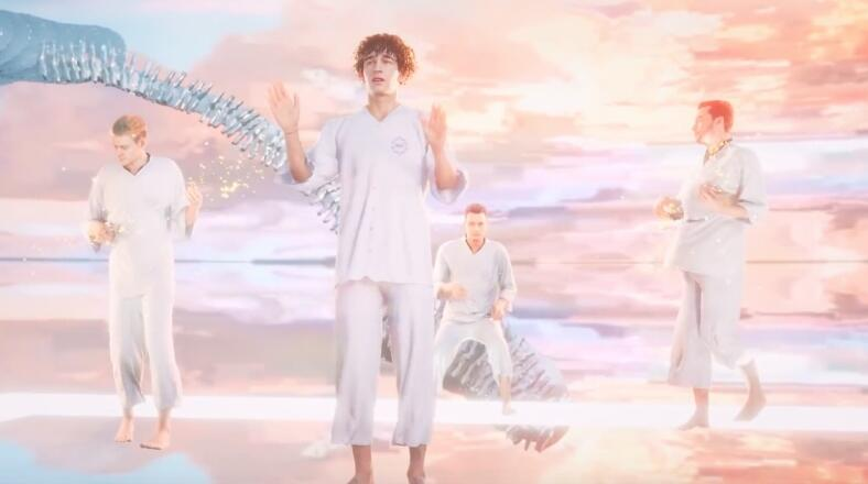 The 1975 Embraces Obsessive Meme Culture In 'The Birthday Party' Video | iHeartRadio