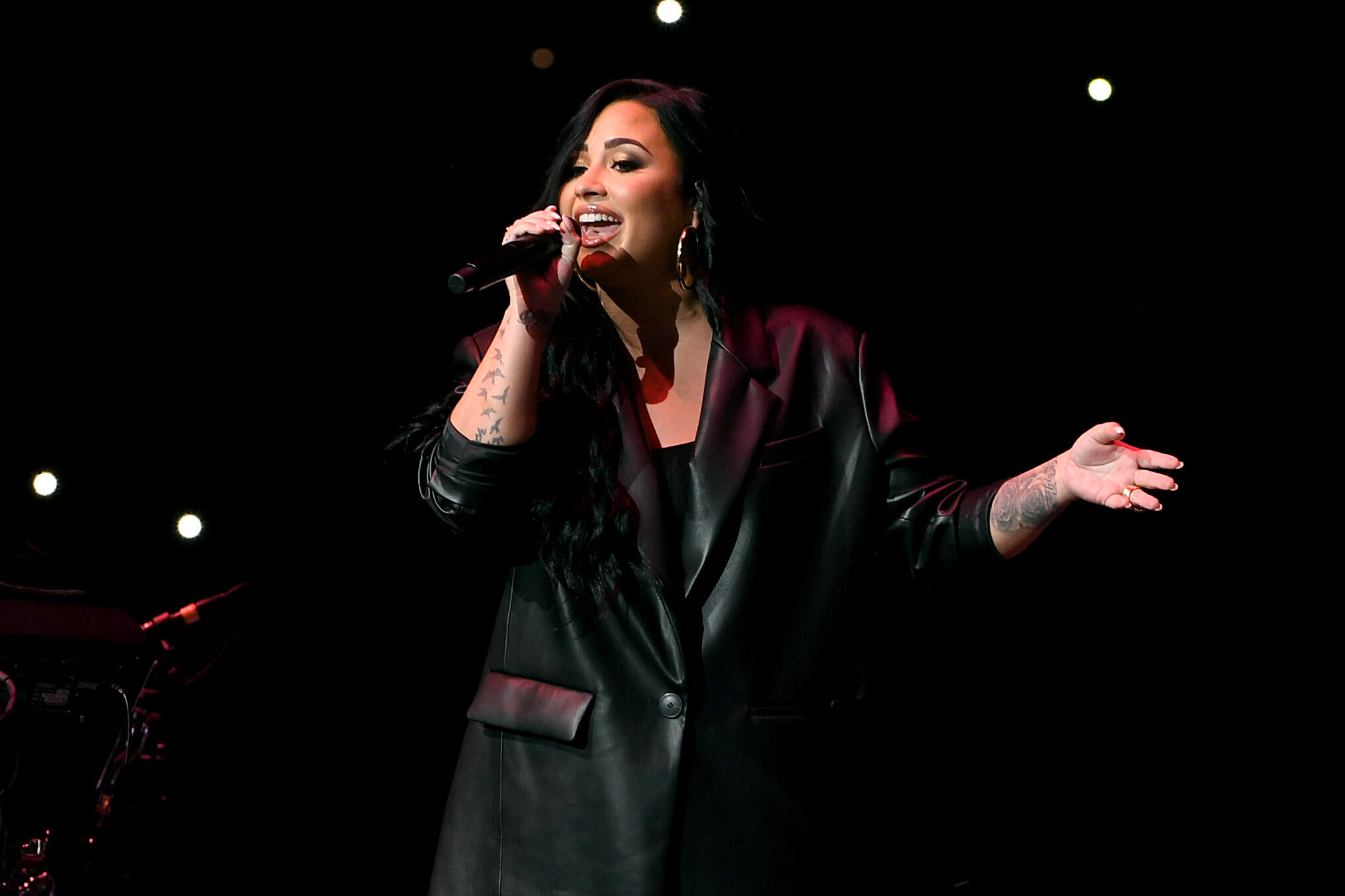 Demi Lovato Opens Up About Her Eating Disorder | B101