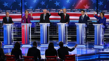 image for Who won last night's Democratic Party debate?