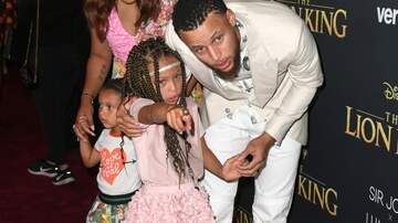 image for Steph And Riley Curry Are Twins While Busting Identical Dance Moves (VIDEO)