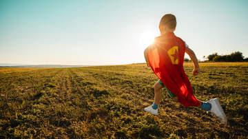 image for #GoodNews: Make-A-Wish Makes Boy's Superhero Dream A Reality